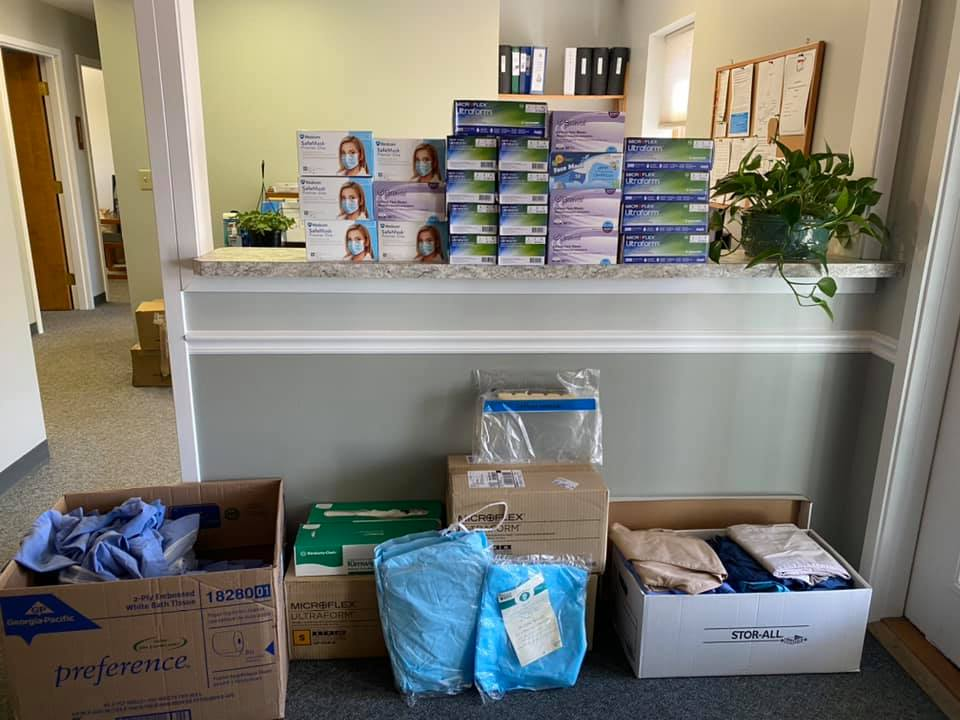 MDA PPE Donations