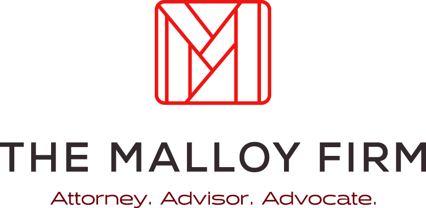 The Malloy Firm Logo